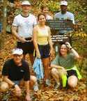 On the Potomac Heritage Trail 2001