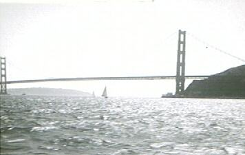 The Golden Gate in the 1960s