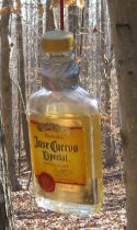 Photo of bottle of tequilla