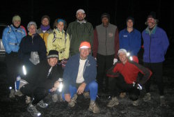 Photo of Moonlight Run Participants