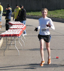 Aaron Schwartzbard at National Marathon