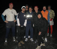 Moonlight Run participants