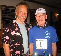 RD Stan Duobinis with former RD and race founder, Ed Demoney