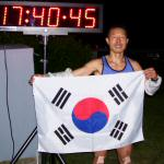 MMT Winner and New Course Record Holder Sim Jae Duk